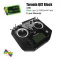 Taranis QX7 with Lipo 2s 3700mah (1 year Waranty)