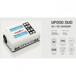 Ultra Power UP200 DUO 2X100W 10A Dual Channel Lithium Battery Balance