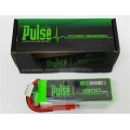 PULSE 1800MAH 4S 14.8V 35C - FPV RACING SERIES - LIPO BATTERY (LONG RANGE SETUP RECOMMENDED)