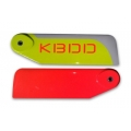 KBDD Extreme Edition 95 mm Carbon Fiber Tail Blade Set