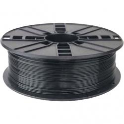 3D PRINTER PLA FILAMENT, 1.75MM, 0.5KG (BLACK)