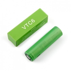 Battery 18650 3000mAh 3.7V for Googles