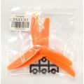 HQ Triple Prop  5x4x3 (Orange)