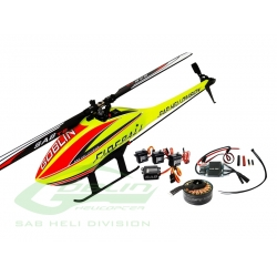 SG281 - GOBLIN FIREBALL (with standard motor, ESC, 4 servos and blades ) (SOLD OUT)