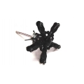 CNC 4 Blades Scale Rotor Head For T-REX 600/550 Helicopter (SOLD OUT)