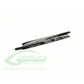 BL380-3DS - Black Line Carbon Fiber Main Blades 380mm (SOLD OUT)