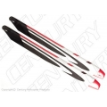 RotorTech 710mm LUMINOUS V2 Aurora Carbon Fiber Night Blades