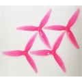 HQ Durable Prop 5.1X4.6X3 Light Pink (2CW+2CCW)-Poly Carbonate-POPO
