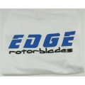 EDGE Rotorblades T-Shirt (White) [Available Size: XL] (SOLD OUT)