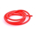 5mm Nitro Silicone Fuel Tube (3.5' Length) - Red