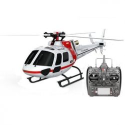XK K123 6CH Brushless AS350 Scale RC Helicopter RTF Mode 2(SOLD OUT)