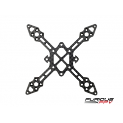Carbon Fiber Main Frame - Moskito 70 (SOLD OUT)
