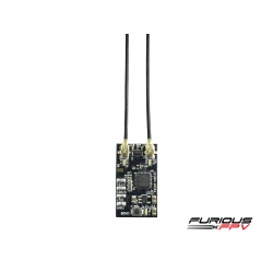 FuriousFPV LR1000 Diversity Mini Receiver for Frsky (SOLD OUT)
