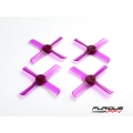 FleekProp 1936-4 Propellers (2CW - 2CCW) - Purple
