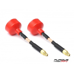 FuriousFPV BigMac Antenna MMCX Straight - RHCP (2 pieces)