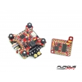 FuriousFPV combo FORTINI F4 Camera Control Edition + Piggy OSD V2 + ESC Hobbywing 4in1 40A (SOL DOUT)