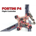FORTINI F4 32Khz 16MB Black Box Flight Controller (SOLD OUT)