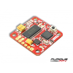 FuriousFPV MNOVA Adjustable 25/200mW PIT MODE OSD/VTX (SOLD OUT)