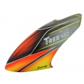 FUC-PL4501 FUSUNO TITYOS Airbrush Fiberglass canopy Trex 450 Plus/450 Sport V2
