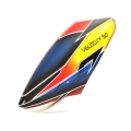 FUSUNO THUNDER STORM Airbrush Fiberglass Canopy Velocity 50 Nitro