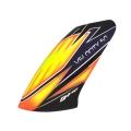 Fusuno INFINITE FIRE Airbrush Fiberglass Canopy Velocity 50 Nitro Pro - FUC-VC504EX