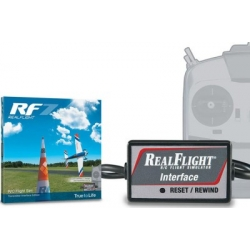 REALFLIGHT 7 W/ INTERFACE (SOLD OUT)