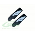 H0554-S - Plastic Tail Blades - Goblin 380 (SOLD OUT)