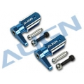 450FL Main Rotor Holder Set/Blue [H45112]