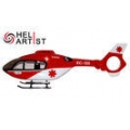 HeliArtist EC135 (For 450 size) [HA450EC001] (SOLD OUT)