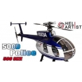 HeliArtist 500D Police [500size] (SOLD OUT)