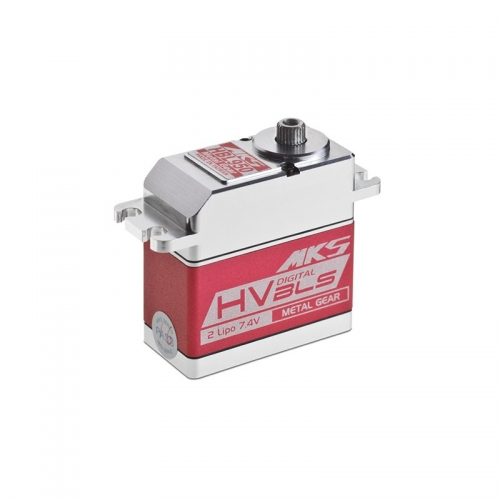 MKS HBL950 Brushless Titanium Gear High Torque Digital Servo
