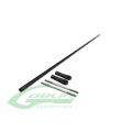 HC239-S - Carbon Fiber Tail Push Rod 4 x 2.5 x 702mm- Goblin 700 Competition (SOLD OUT)