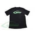SAB HELI DIVISION New Black T-shirt - Size L [HM025]