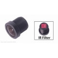 "FPV CAMERA 1/3"" LENS - 2.1MM (160º FOV) W/IR FILTER (SOLD OUT)"
