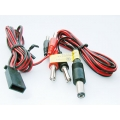 TX/RX CHARGE LEAD FOR HITEC RADIOS
