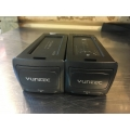 2pc 2nd hand Yuneec Typhoon H batre (mint condition) (SOLD OUT)