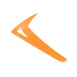 LX0185 - Vertical Fin T-REX500 - Protos 500 - G10 Orange (SOLD OUT)