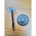 O.R.T (OLD RADIO TRANSMISSION) 5.8GHZ CLOVER LEAF RHCP (SOLD OUT)