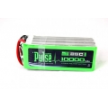 PLU25-100006 - PULSE LIPO 10,000mAh 6S 22.2V 25C -- Multi Rotors (SOLD OUT)