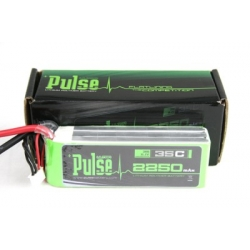 PLU35-22503 - PULSE 2250mAh 11.1V 35C - ULTRA POWER SERIES