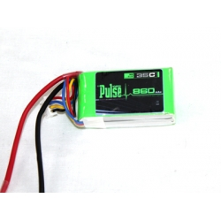 PLU35-8603 - PULSE LIPO 860mAh 11.1V 35C - ULTRA POWER SERIES