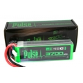 PLU45-37004 - PULSE LIPO 3700mAh 14.8V 45C- ULTRA POWER SERIES (Perfect for Kupret/TBS/f450/etc)