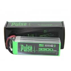 PULSE 3300mAh 6S 22.2V 65C - LiPo Battery