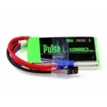 PULSE LIPO 1350mAh 7.4V RX (JR and EC3) (SOLD OUT)