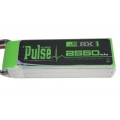 PLURX-25502 - PULSE LIPO 2550mAh 7.4V RX- ULTRA POWER SERIES (SOLD OUT)