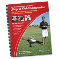 Your Complete Guide to Successful Flying For Glow and Electric Helicopters by Ray Hostetler (www.RaysHeliTech.com)  [Definitely recommended for those who starts into the R/C heli hobby] (SOLD OUT)