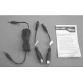 Hitec One Way Trainer Cord With Earphone Jack (for 6cell radio to 6cell radio)