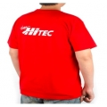 Hitec T-shirt (red)