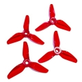 HQProp Propellers Durable DP 3X4X3V1S PC Light Red