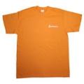 BEASTX T-Shirt Orange (size available: M, L, XL)